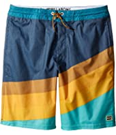 Billabong Kids - Slice Lo Tides (Big Kids)