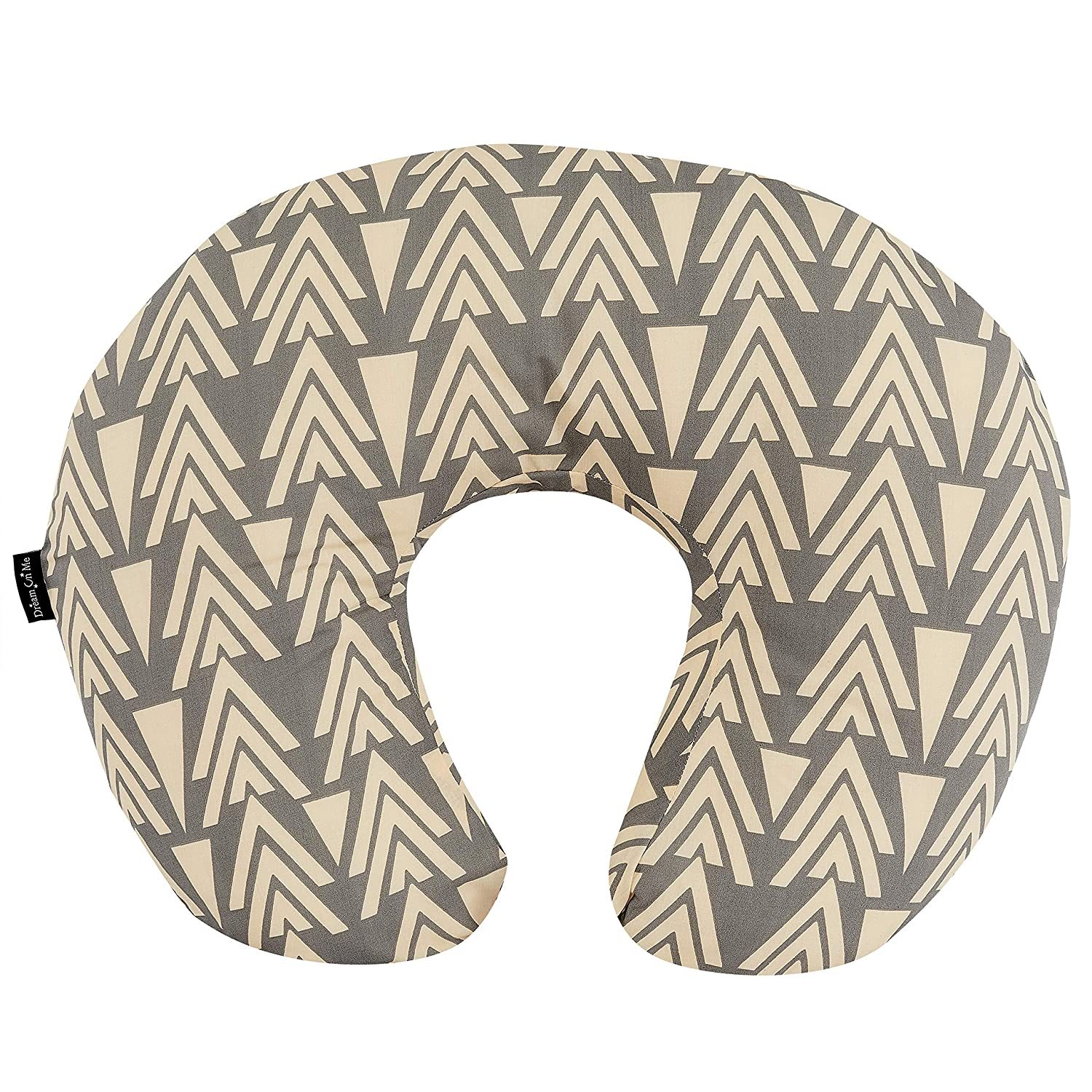 Dream On Me, Beeboo Nursing Pillow & Positioner - Perfect for Breast Feeding & Comforting Baby, Taupe