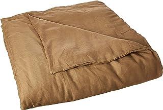 Rizzy Home Duvet Cover (Unfilled), DFSBT1761KI009092, Khaki, Queen