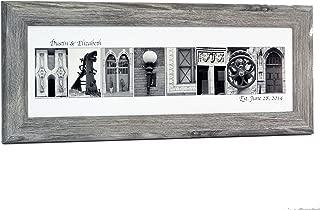 Best architectural alphabet framed print Reviews