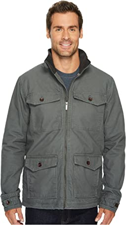 Carver Canvas Coat