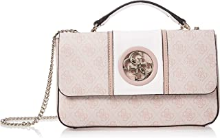 GUESS Womens Handbag, Blush - SS718621