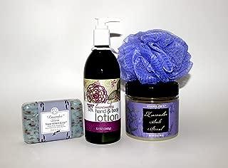 Trader Joe's Bath Gift Set - Lavender