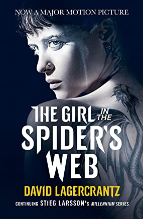 The Girl in the Spider's Web (Millennium series Book 4)