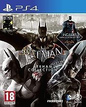 Batman Arkham Collection Steelbook Edition - PlayStation 4 [Importación inglesa]