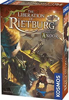 Thames & Kosmos The Liberation of Rietburg: A Game in The World of Andor