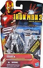Marvel Iron Man 2 Action Figure #02 Mark II Iron Man 3.75 Inch