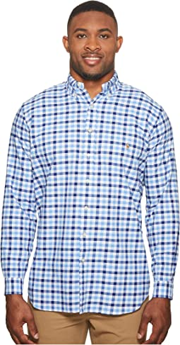 Polo Ralph Lauren - Big & Tall Oxford Long Sleeve Sport Shirt