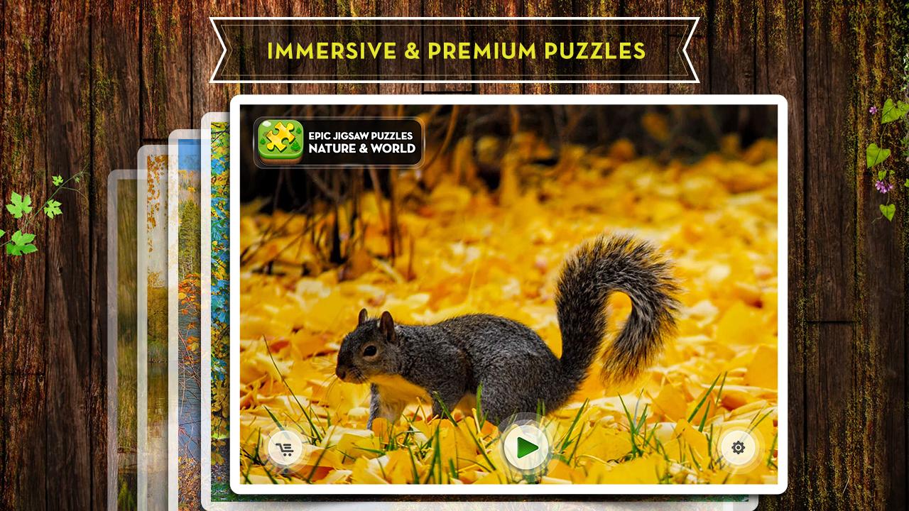 Epic Jigsaw Puzzles: Nature & World