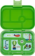 Yumbox Original Leakproof Bento Lunchbox for Children (Cilantro Green)