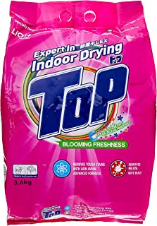 TOP Powder Detergent (Blooming Freshness) 3.6kg