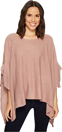 Collection XIIX - Open Shoulder Tie Poncho