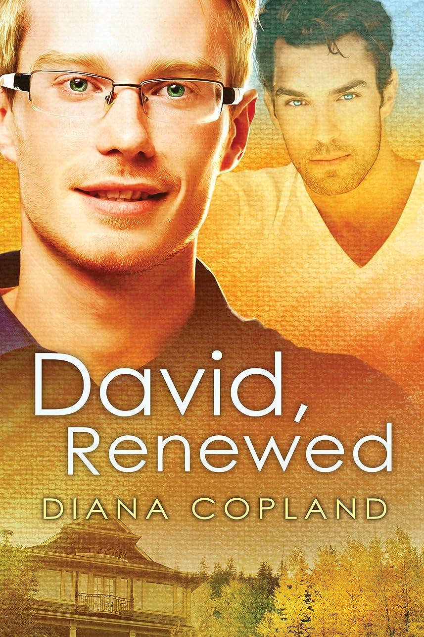 チェスをする全く知覚できるDavid, Renewed (Delta Restorations Book 1) (English Edition)