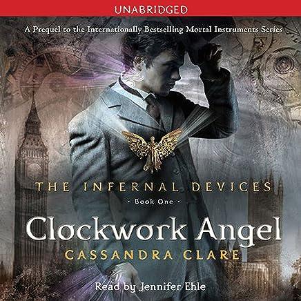 clockwork prince audiobook narrator