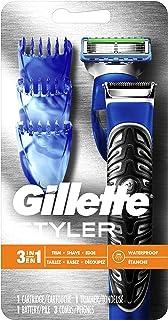All Purpose Gillette Styler: Beard Trimmer, Men's Razor & Edger - Fusion Razors for Men/Styler