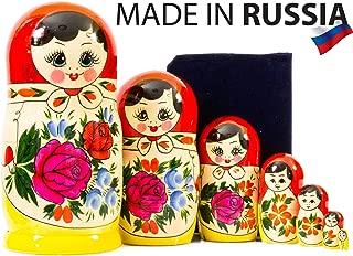 Best traditional matryoshka doll Reviews