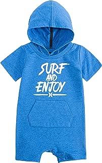 baby surf onesies