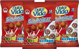 Dulce Vida Sandía con Chile (3 Bolsas)