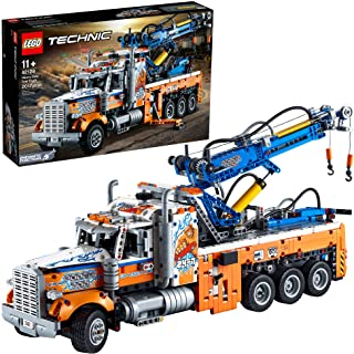 LEGO Technic Heavy-Duty Tow Truck 42128 Building Kit;...