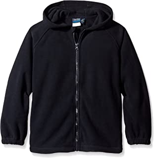 Nautica Boys' Polar Fleece Jacket with Hood