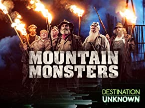 Mountain Monsters Season 3