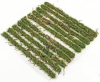 4 mm skog marktäcke gräsremsor x 10 av WWS - modell järnväg Diorama landskap och terräng