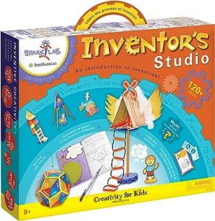 Creativity for Kids Spark!Lab Smithsonian Inventor's Studio