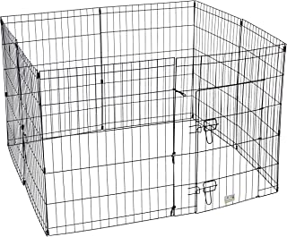"Pet Trex 30"" Playpen for Dogs Eight 24"" Wide  x 30&#"