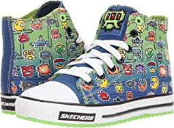 SKECHERS KIDS - Jagged 93793L (Little Kid/Big Kid)