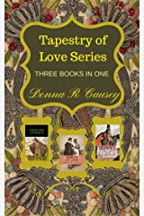 TAPESTRY OF LOVE SERIES: Three Books in One Kindle Edition