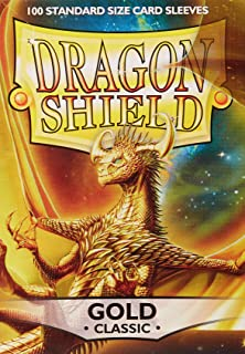 dragon shield gold classic