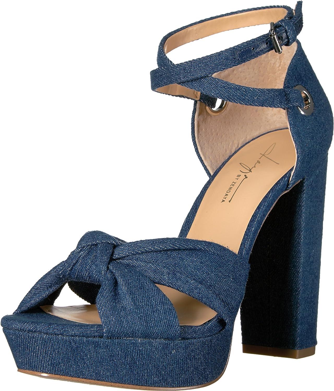 Daya by Zendaya Womens Mission Platform Sandal