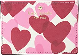 Kate Spade New York - Yours Truly Print Card Holder