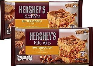 Hershey's Butterscotch Baking Chips - 11 oz - 2 pk