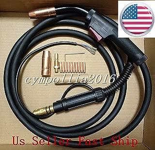 US SELLER MIG WELDING GUN 15' 150A SP/MIG Pak/Pro-MIG/Weld-Pak Lincoln Magnum 100L K530-5