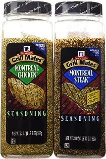 Mccormick Grill Mates Montreal Steak & Chicken Seasonings Bundle