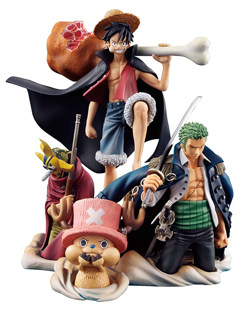 DESKTOP REAL McCOY : ONE PIECE 01