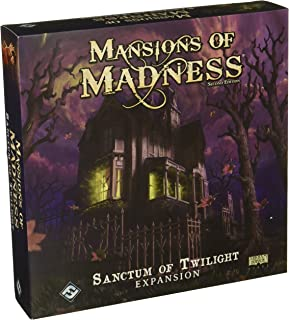 Mansions of Madness Sanctum of Twilight Expansion Strategy Game