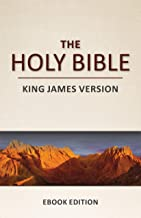 The Holy Bible - King James Version (KJV)