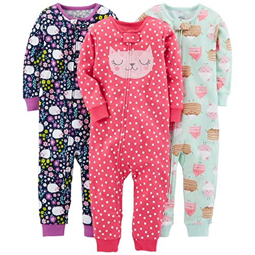 c297451dbe58 Footless Pajamas Toddler  Amazon.com