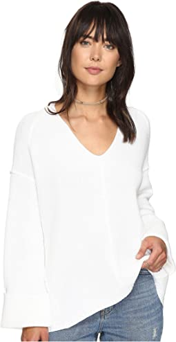 La Brea V-Neck Sweater