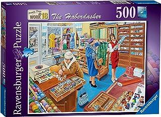 Ravensburger 16413 The Haberdasher 500 Pieces Jigsaw Puzzle