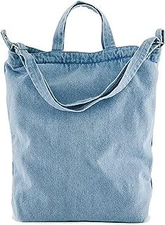 Best tote bag jeans Reviews