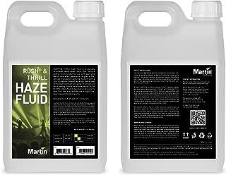 Martin RUSH 液体用于雾效果发电机Haze Fluid, 4 x 2.5L Haze Fluid 2.5L
