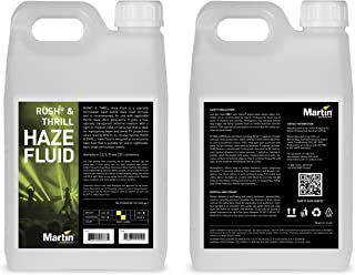 Martin Rush Fluid for Haze Effects Generators, 4 x 2.5L (case of 4)