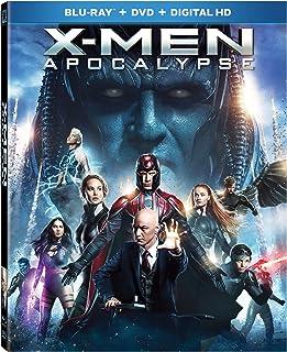 X-men: Apocalypse [Blu-ray + DVD + Digital HD]]
