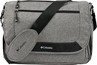 Columbia Departure Point Messenger, Baby Diaper Bag, Grey