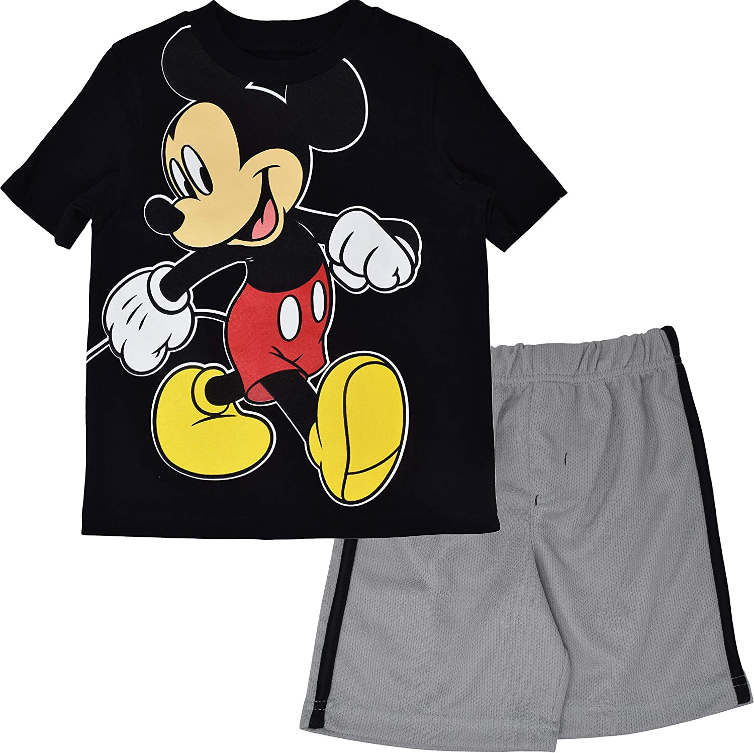 MICKEY MOUSE DISNEY T-Shirt /& Shorts Outfit Clothing Set NWT Size 3T or 4T  $28