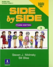 Side by Side 3 Student Book 3 Audio CDs (7)
