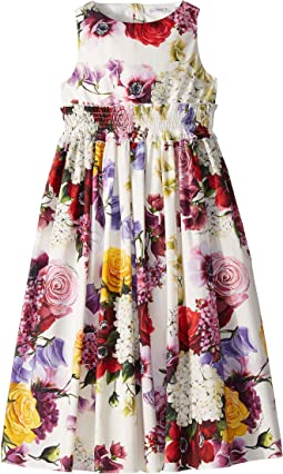 433ea4ae1c5 Dolce gabbana kids floral dress big kids